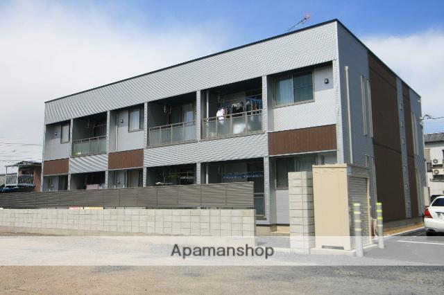 群馬県太田市、太田駅徒歩12分の築4年 2階建の賃貸アパート