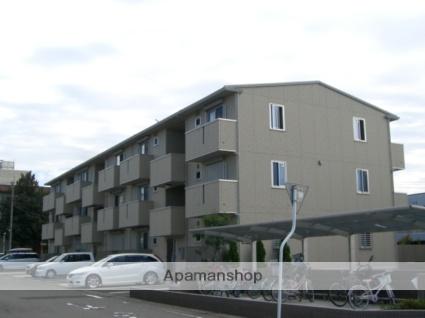 群馬県太田市、細谷駅徒歩90分の築5年 3階建の賃貸アパート