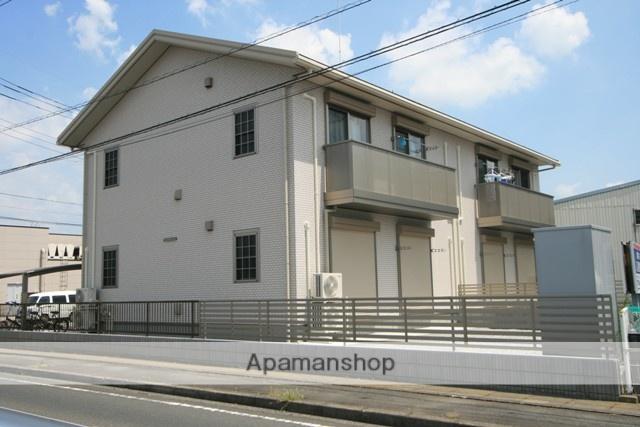 群馬県太田市、竜舞駅徒歩12分の築4年 2階建の賃貸アパート