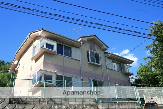 群馬県太田市の築26年 2階建の賃貸アパート