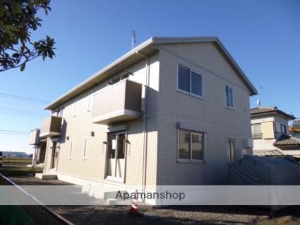 群馬県太田市、細谷駅徒歩54分の築3年 2階建の賃貸アパート