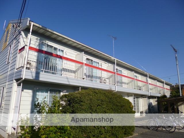 群馬県太田市、竜舞駅徒歩13分の築20年 2階建の賃貸アパート