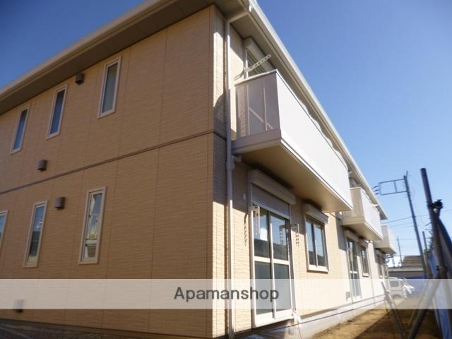 群馬県太田市、太田駅徒歩15分の築4年 2階建の賃貸アパート