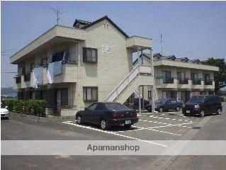 群馬県太田市、太田駅徒歩25分の築24年 2階建の賃貸アパート