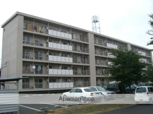 群馬県太田市、韮川駅徒歩35分の築40年 5階建の賃貸マンション