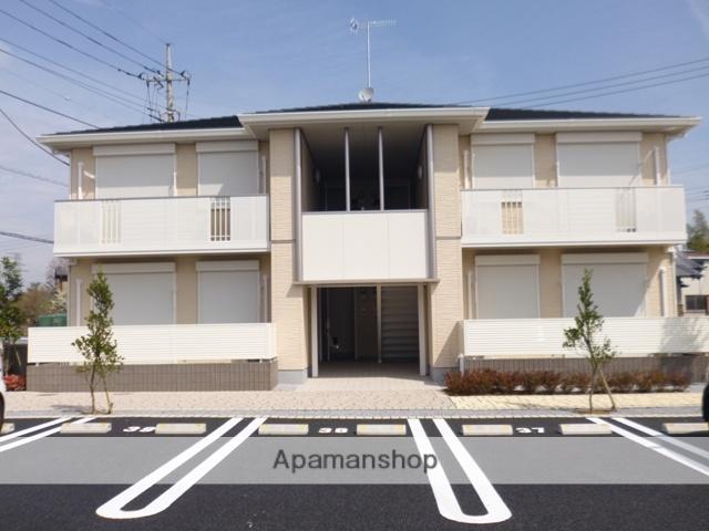 群馬県太田市、韮川駅徒歩8分の築4年 2階建の賃貸アパート