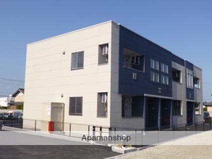 群馬県太田市、細谷駅徒歩42分の築3年 2階建の賃貸アパート