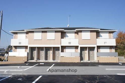 群馬県太田市、細谷駅徒歩46分の築3年 2階建の賃貸アパート