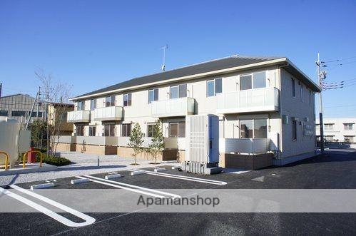 群馬県太田市、太田駅徒歩20分の築4年 2階建の賃貸アパート