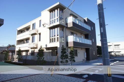 群馬県太田市、太田駅徒歩20分の築3年 3階建の賃貸アパート