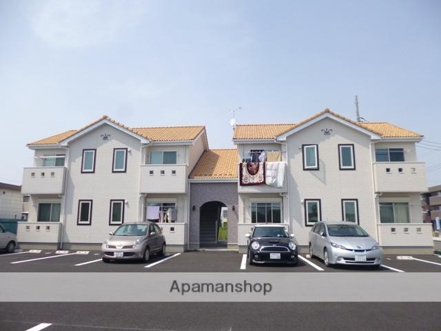 群馬県太田市の築4年 2階建の賃貸アパート