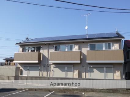 群馬県太田市、太田駅徒歩25分の築2年 2階建の賃貸アパート