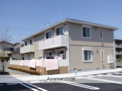群馬県太田市の築3年 2階建の賃貸アパート