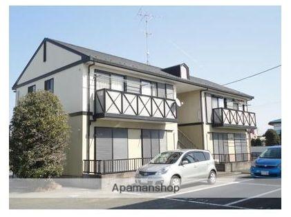 群馬県太田市、木崎駅徒歩26分の築21年 2階建の賃貸アパート