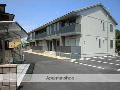 群馬県太田市、太田駅徒歩20分の築3年 2階建の賃貸アパート
