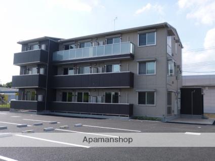 群馬県太田市、木崎駅徒歩11分の築3年 3階建の賃貸アパート