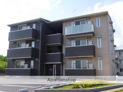 群馬県太田市、木崎駅徒歩11分の築2年 3階建の賃貸アパート
