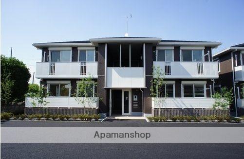群馬県太田市、治良門橋駅徒歩11分の築2年 2階建の賃貸アパート