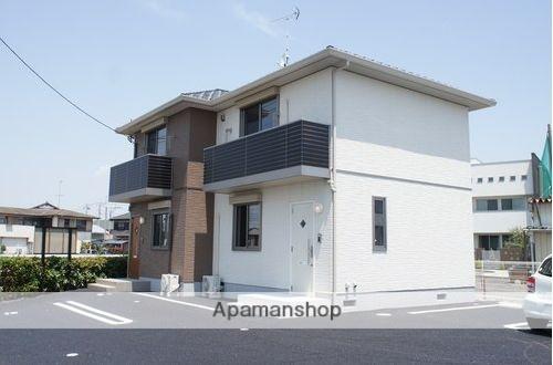 群馬県太田市、太田駅徒歩33分の築2年 2階建の賃貸アパート