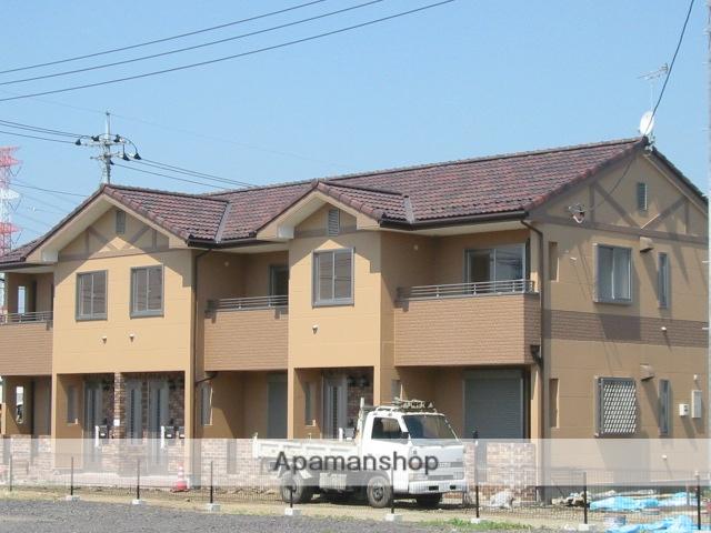 群馬県太田市、細谷駅徒歩20分の築11年 2階建の賃貸アパート