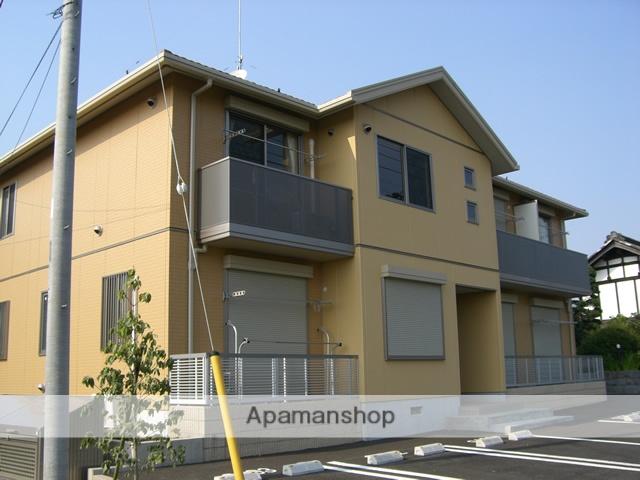 群馬県太田市、太田駅徒歩66分の築10年 2階建の賃貸アパート