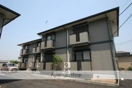 群馬県太田市、細谷駅徒歩40分の築20年 2階建の賃貸アパート