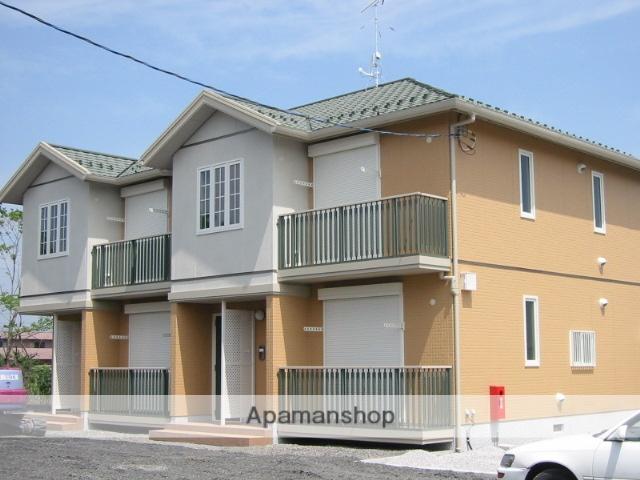 群馬県太田市、三枚橋駅徒歩26分の築11年 2階建の賃貸アパート
