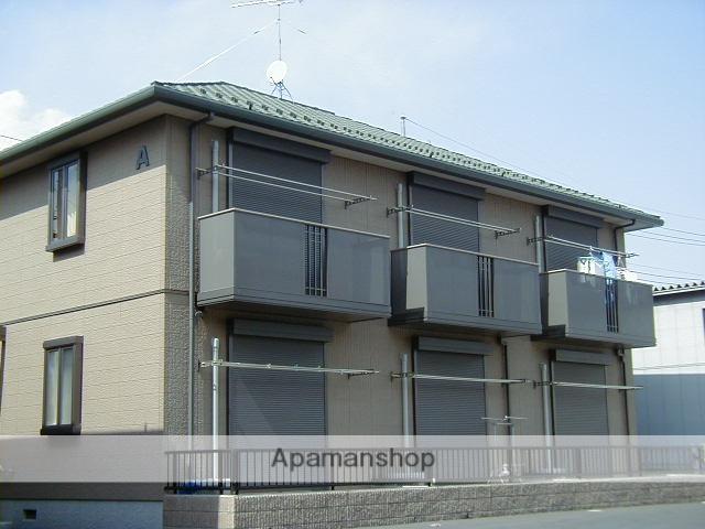 群馬県太田市、太田駅徒歩21分の築13年 2階建の賃貸アパート