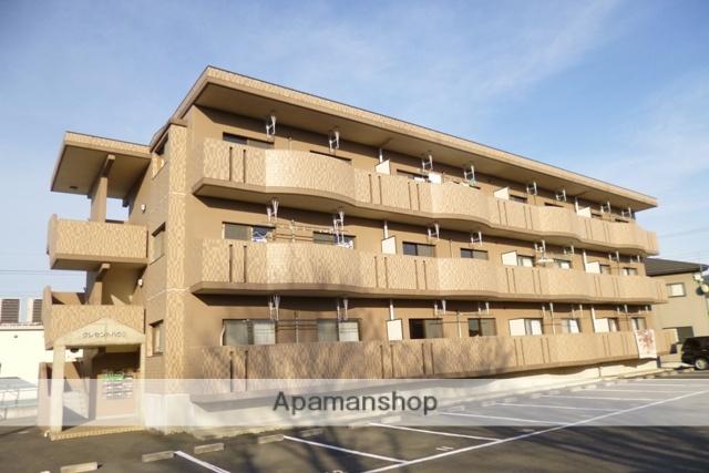 群馬県太田市、三枚橋駅徒歩3分の築16年 3階建の賃貸マンション
