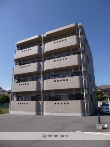 群馬県太田市、太田駅徒歩60分の築11年 4階建の賃貸マンション