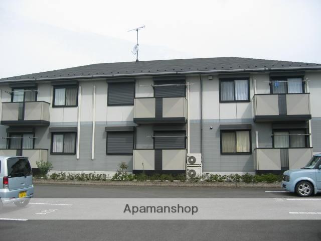 群馬県太田市、治良門橋駅徒歩10分の築18年 2階建の賃貸アパート