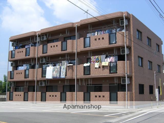 群馬県太田市、細谷駅徒歩16分の築14年 3階建の賃貸マンション