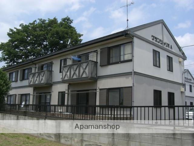 群馬県太田市、竜舞駅徒歩20分の築22年 2階建の賃貸アパート