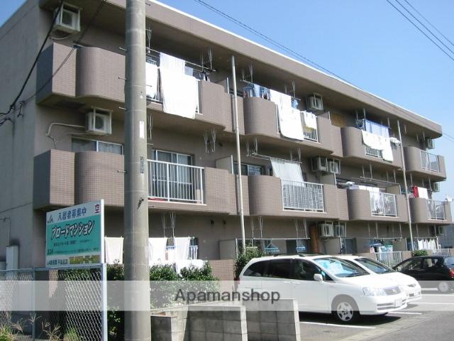 群馬県太田市、細谷駅徒歩24分の築22年 3階建の賃貸マンション