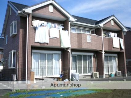群馬県邑楽郡大泉町の築16年 2階建の賃貸アパート