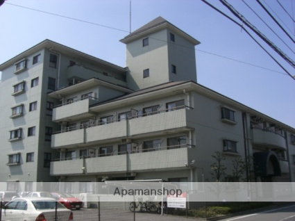 群馬県太田市、太田駅徒歩10分の築25年 6階建の賃貸マンション