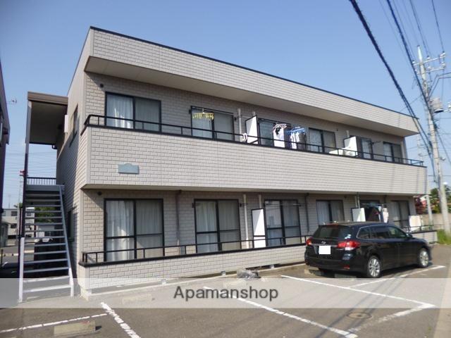 群馬県太田市、太田駅徒歩30分の築17年 2階建の賃貸アパート