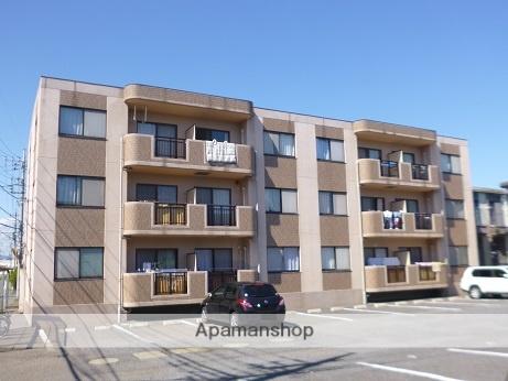 群馬県太田市、太田駅徒歩30分の築16年 3階建の賃貸マンション