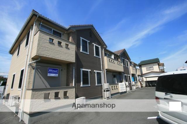 群馬県太田市、太田駅徒歩23分の築12年 2階建の賃貸アパート
