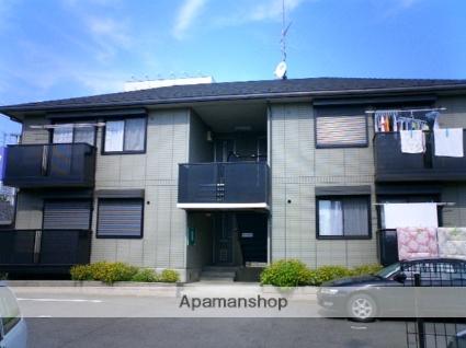 群馬県太田市、西小泉駅徒歩37分の築16年 2階建の賃貸アパート