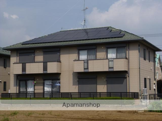 群馬県太田市、西小泉駅徒歩45分の築16年 2階建の賃貸アパート
