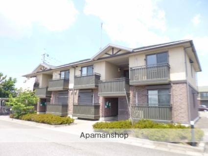 群馬県太田市、細谷駅徒歩22分の築10年 2階建の賃貸アパート