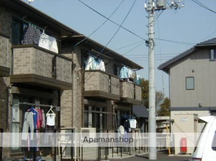 群馬県太田市、小泉町駅徒歩25分の築13年 2階建の賃貸アパート