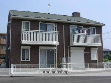 群馬県太田市、韮川駅徒歩40分の築10年 2階建の賃貸アパート