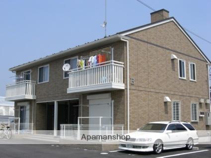 群馬県太田市、野州山辺駅徒歩30分の築11年 2階建の賃貸アパート
