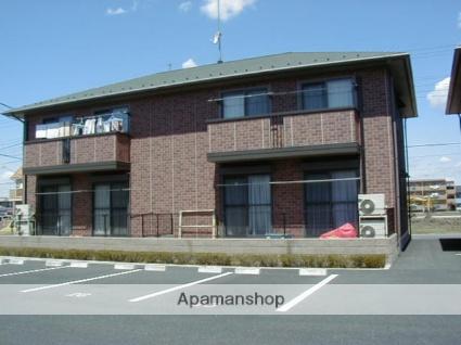 群馬県太田市、西小泉駅徒歩37分の築15年 2階建の賃貸アパート