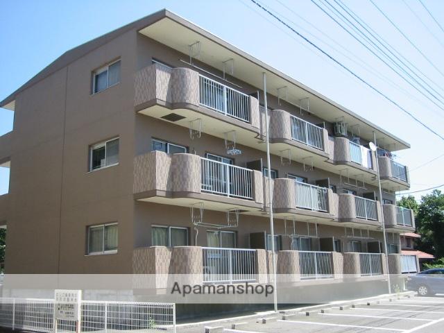群馬県太田市、太田駅徒歩13分の築18年 3階建の賃貸マンション