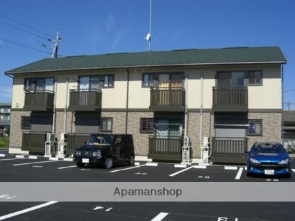 群馬県太田市、太田駅徒歩25分の築10年 2階建の賃貸アパート