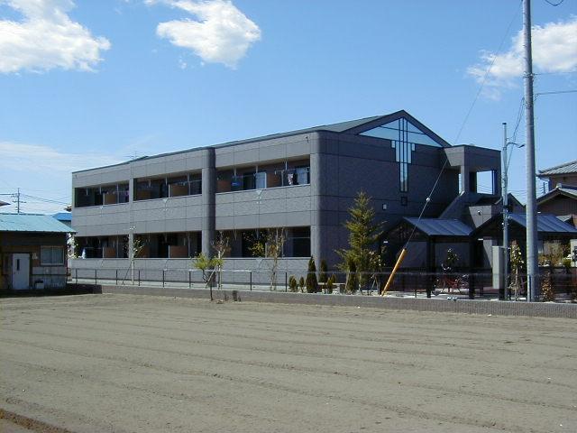 群馬県太田市、太田駅徒歩64分の築11年 2階建の賃貸アパート