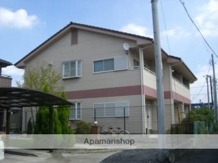 群馬県太田市、太田駅徒歩7分の築29年 2階建の賃貸アパート